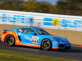 Renntaxi Porsche Cayman auf dem Nürburgring Nordschleife & GP-Strecke