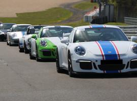 Sportfahrertraining Grand Prix Strecke auf dem Nürburgring