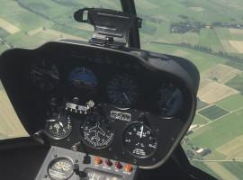 20 Min. Hubschrauber Rundflug ab Ganderkesee über Oldenburg