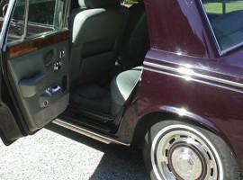 """Oldtimer fahren \""""Rolls Royce Silver Shadow\"""" mit Chauffeur"""