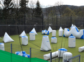 "Paintball spielen ""200 Paintballs"" Olpe"