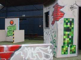 Paintball spielen in Gelsenkirchen, NRW