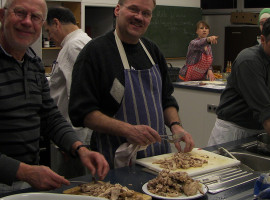 Persischer Kochkurs in Göttingen, Niedersachsen
