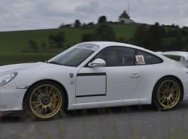 Porsche GT3 selber fahren in Sayda, Raum Chemnitz in Sachsen