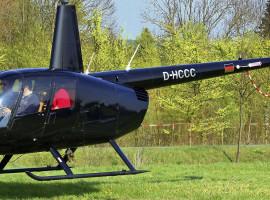 60 Min. Hubschrauber Rundflug ab Porta Westfalica