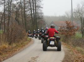 Quad Tagestour Beifahrer Zeitlarn