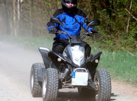 Quad Tour in Morsbach, Raum Gummersbach in NRW