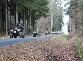 """Quad Tour """"Schnuppertour"""" am Nürburgring in Nachtsheim"""