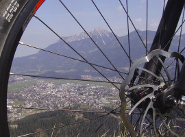 Mountainbike Tour in Reutte