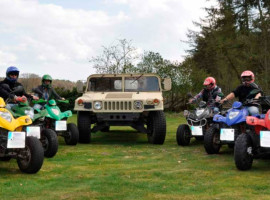 2 Std. Quad Tour in Rheine