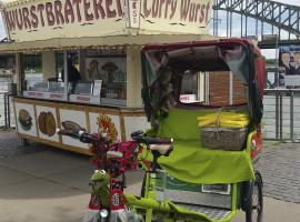 Rikscha selber fahren in Köln, 24 Std.