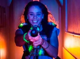 30 Min. Lasertag spielen in Rosenheim