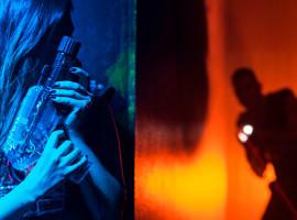 15 Min. Lasertag spielen in Rosenheim