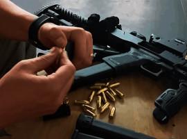 """Schießtraining """"Gewehr k89 Karabiner"""" Rosenheim"""