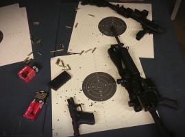 "Schießtraining ""Revolver -.357 Magnum"" Rosenheim"