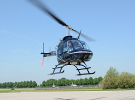 30 Min. Hubschrauber Rundflug ab Flugplatz Rothenburg o.d. Tauber