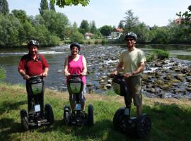 "5 Std. Segway Tour ""Feengrotten"" in Saalfeld/Saale"