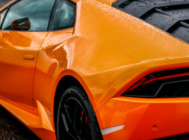 6 Runden Renntaxi Lamborghini Huracan auf dem Hockenheimring