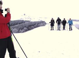 Schneeschuhwanderung Bad Sachsa