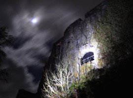 Nachtwanderung am Schramberger Burgensteig, 1-6 Personen