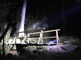 Nachtwanderung am Schramberger Burgensteig, 7-10 Personen