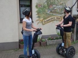 1,5 Std. Segway Tour in Schwarzburg
