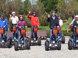 Segway-Tour in Bad Saarow, Raum Berlin in Brandenburg
