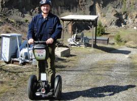 Segway-Tour im Schwarzatal