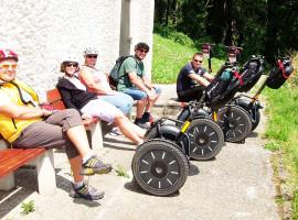 Segway Tour Traunstein