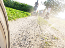 Segway Tour am Waginger See