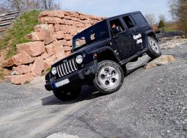 2 Std. Jeep offroad selber fahren in Sinsheim