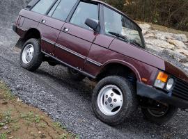 2 Std. Range Rover selber fahren in Sinsheim