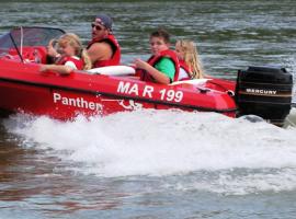 2 Std. Motorboot selber fahren in Speyer, Raum Mannheim