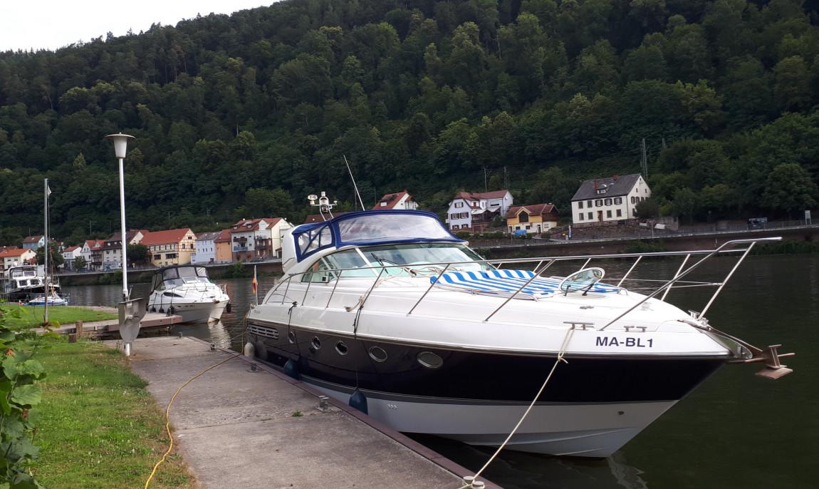 1 Std. Yacht mieten in Speyer, Raum Mannheim