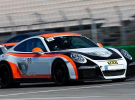 8 Runden Porsche GT3 selber fahren auf dem Salzburgring