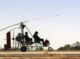 20 Min. Tragschrauber selber fliegen Stadtlohn