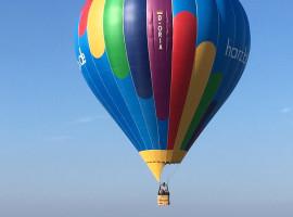 Romantische Ballonfahrt für Zwei Staßfurt