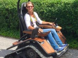 15 Min. Ziesel selber fahren im Offroadpark in Stiege