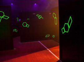 Lasertag spielen in Stuttgart