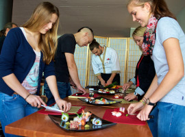 Sushi Kochkurs in Karlsruhe, Baden-Württemberg