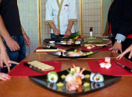 Sushi Kochkurs in Leipzig, Sachsen