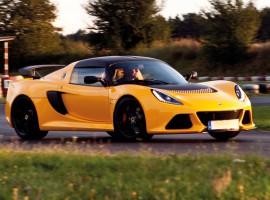30 Runden Lotus Exige fahren auf dem Templiner Ring