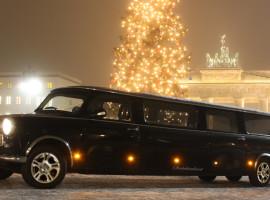 1 Std. Trabant XXL Stretchlimousine Stadtrundfahrt in Berlin