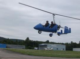 60 Min. Tragschrauber selber fliegen Trier