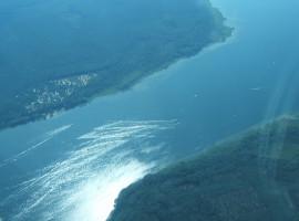 60 Min. Flugzeug Rundflug über die Eifel Trier