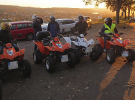 4 Std. Quad Tour in Gusterath