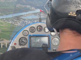 30 Min. Tragschrauber selber fliegen Trier
