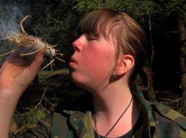 Überleben in der Wildnis (2Tage) in Benneckenstein im Harz