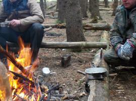 Überleben in der Wildnis (3Tage) in Benneckenstein im Harz