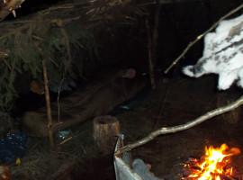 """Überleben in der Wildnis \""""extrem\"""" in Maro, Raum Nerja,Spanien"""